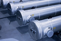 Rollfin Provides Dry Expansion Evaporators (Shell