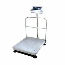 Platform Type Weighing Machine