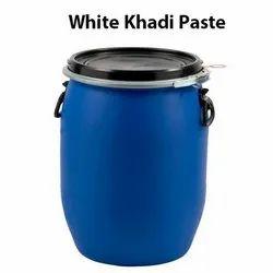 White Khadi Paste, Packaging Type: Drum, Packaging Size: 60 Kg