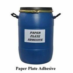 Paper Plate Adhesive