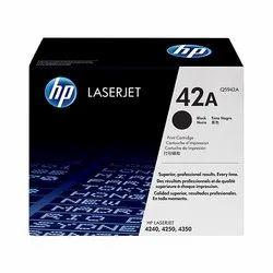 HP 42A Black Original Laser Jet Toner Cartridge