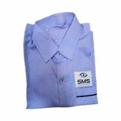 Cotton Full Sleeves Housekeeping Uniform, Size: Medium And Large