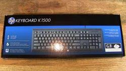 HP Keyboard K1500 USB
