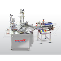 Semi Automatic Roll-on Perfume Filling Machine