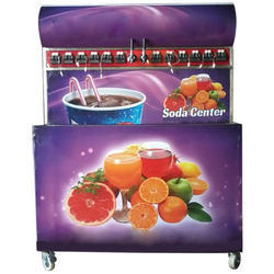 Electric Soda Dispenser Machine