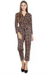 Printed Jumpsuits for Women
