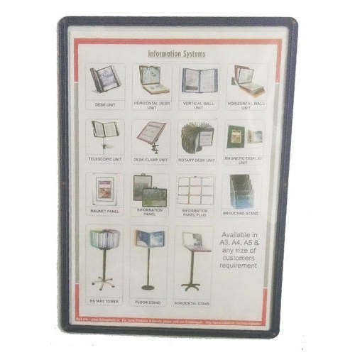 SOP Folder - Plain Display Folder Manufacturer from Vadodara