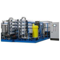 200-500 Automatic Industrial Reverse Osmosis Plant, 60-65 %, Number of Membranes in RO: 2000-3000