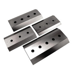 Silver Steel Granulator Blades, For Industrial