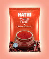 HATHI Resham Kashmiri Dandicut Red Chilli Powder