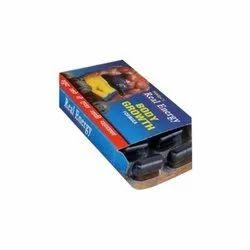 Fidalgo's Real Energy Capsules, Packaging Type: Strip