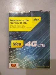 Retailer of Idea SIM Card & Vodafone Prepaid SIM by Pawar