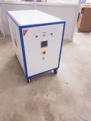 Beta Power Air Cooled 50 kVA Three Phase Isolation Transformer, 415, +/- 5% 3 Wire / Delta, Output Voltage: 415, 4 Wire /. Star