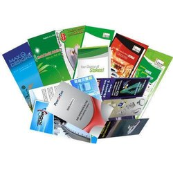 Brochures Printing Services