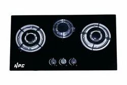 Three Burner Hobs