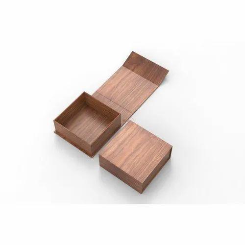 Wooden Rigid Boxes
