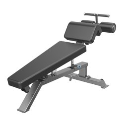 E3037 Adjustable Ab Bench