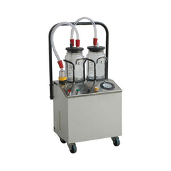 Suction Apparatus Double Jar