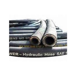 Rubber Black Hose, Size: 1/2'' And 3/4
