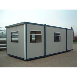 FRP Portable Office Cabin