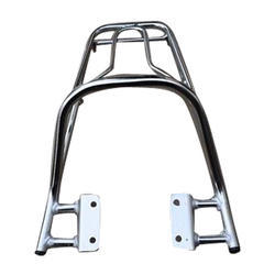 motorcycle seat rear carrier