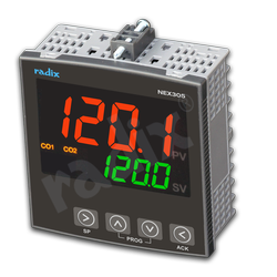 Radix NEX305 PID Controller - Value Range