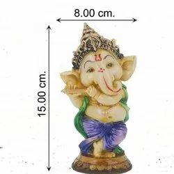 Rawsome Shack Polyresin Ganesh Statue