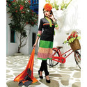 Span Embroidery Salwar Suits