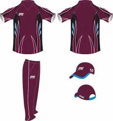 Multicolor Custom Cricket Kit for Children