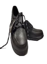 Leather Safety Oxford Shoes