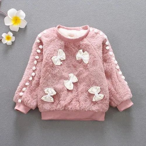 Casual Wear Kids Girls Sweater, Age Group: 2-14 Years, Rs 475 /piece   ID:  20367612548