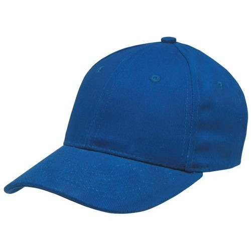 038ccd4a287 Blue Heavy Brushed Cotton Cap