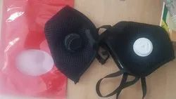 Reusable Washable 5 Layer N95 Mask With Respirator Valve, Certification: CE, US, FDA, ISO Certification