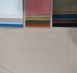 KT 58-60 Cotton Plain Fabric, For Shirts, Half pant, GSM: 100-150 GSM