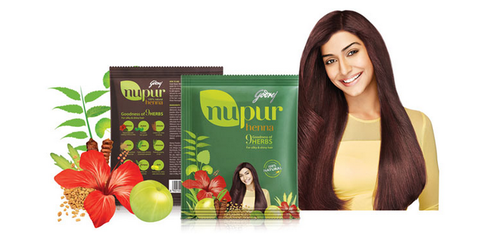 Godrej Nupur View Specifications Details Of Henna Powder By