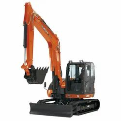 Long Term Rental of Excavators from 5 ton  to 30 tons