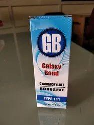GALAXY BOND CYANOACRYLATE ADHESIVE