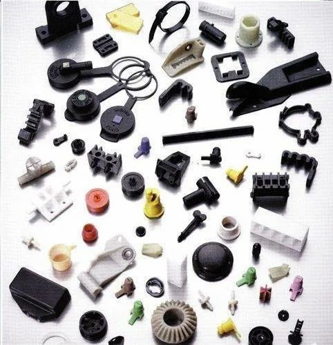 MGE Industrial Plastic Injection Molded Components Parts