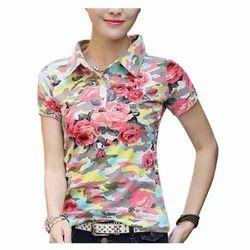 Women T Shirt Printing Service 626a1b7841