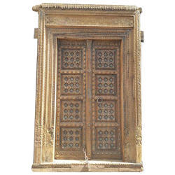Teak Wooden Main Gate Door