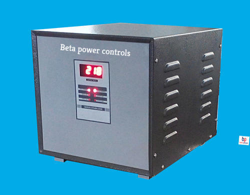 Beta Power Controls Single Phase Automatic Voltage Stabilizer Power  Kva