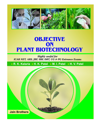 Book objective botany