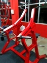 Free Weight Lat Pull Down