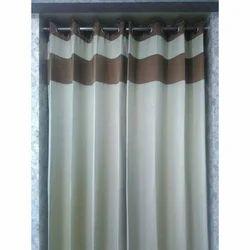 Plain Cotton Curtain