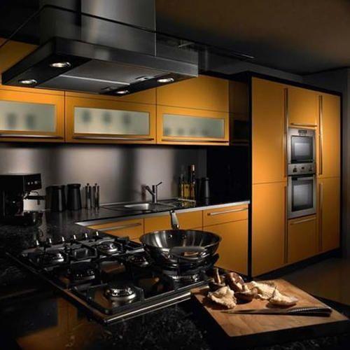 Modular Kitchen Overhead Cabinets