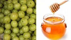 Organic Amla Honey Juice
