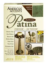 American Accents Decorative Authentic Light Patina Paint