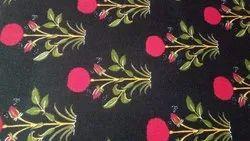Cotton Buta Print Fabric