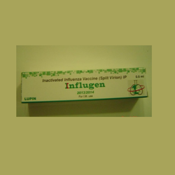 Influgen Injection, Packaging Size: 0.5 Ml