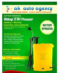 Sanitizer Liquid Sprayer